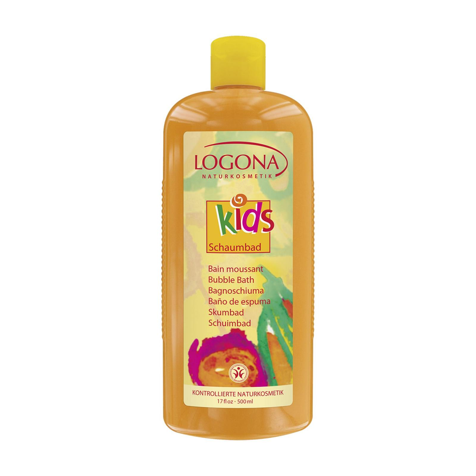 Logona Pěna do koupele, Kids 500 ml