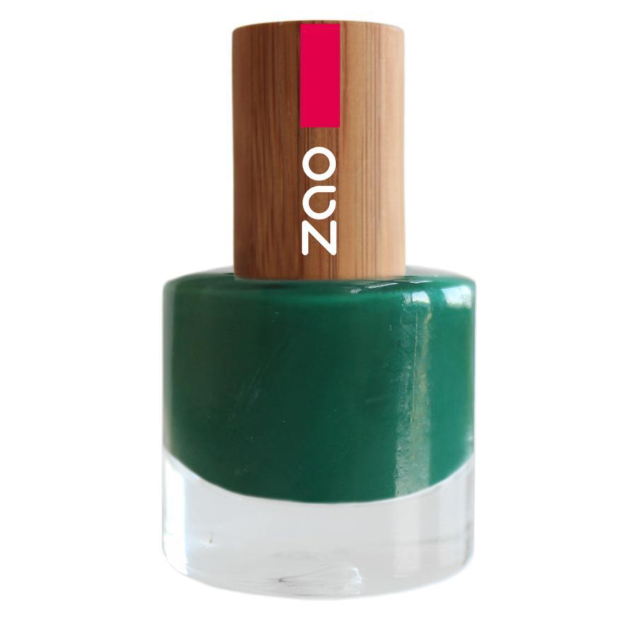 ZAO Lak na nehty 648 Jade 8 ml