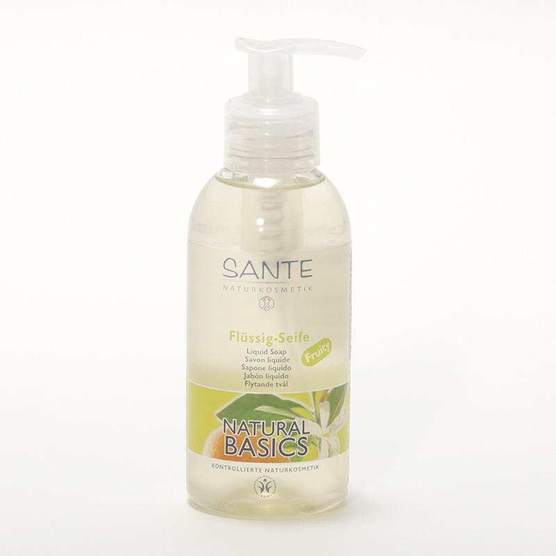 Santé Tekuté mýdlo fruity, Natural Basics 200 ml