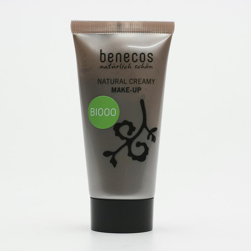 Benecos Krémový make-up nude 30 ml