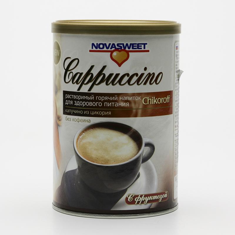 ostatní Cappuccino z čekanky s fruktózou, Chikoroff 200 g