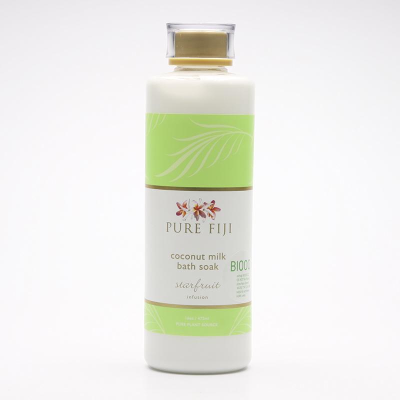 Pure Fiji Kokosové koupelové mléko, karambola 472 ml