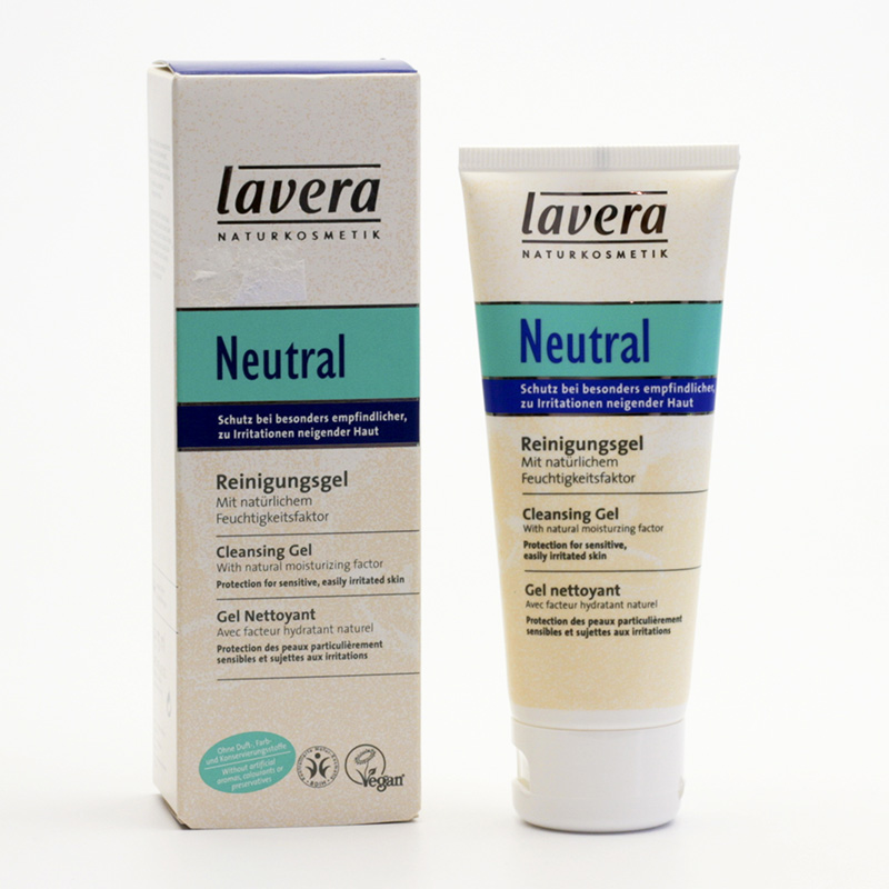 Lavera Čistící gel, Neutral 75 ml