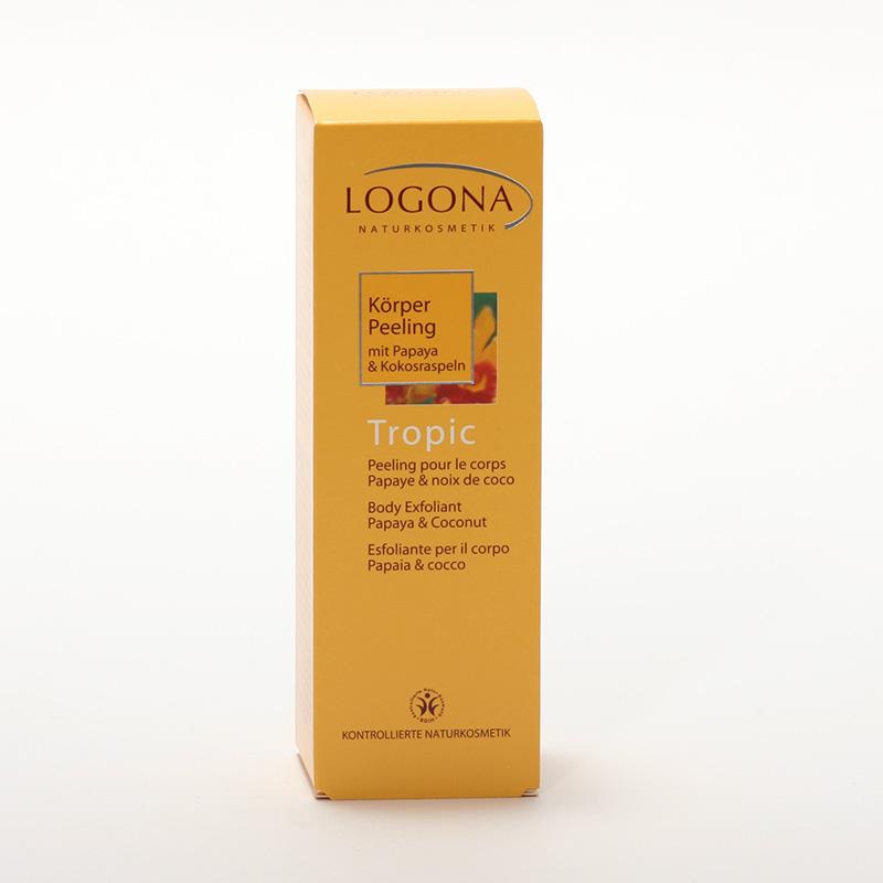 Logona Peeling, Tropic - vyřazen 100 ml