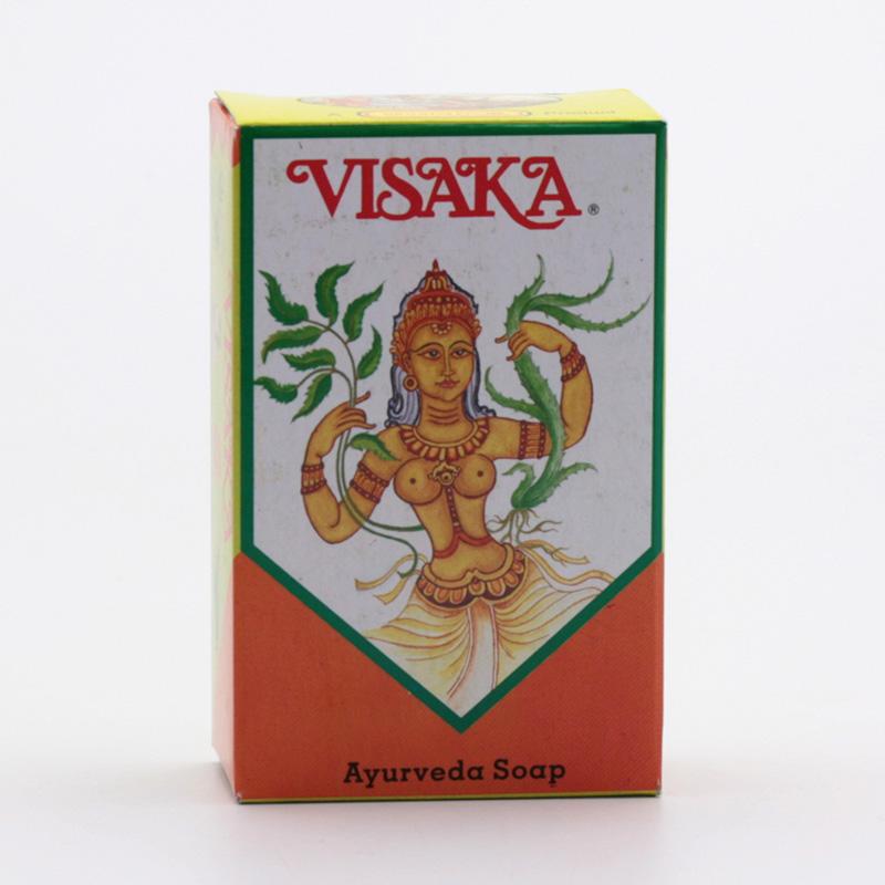 Siddhalepa Mýdlo ayurvédské Visaka 75 g