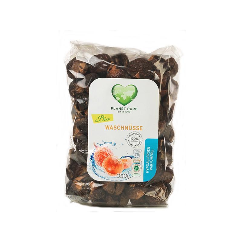 Planet Pure Mýdlové ořechy na praní 350 g