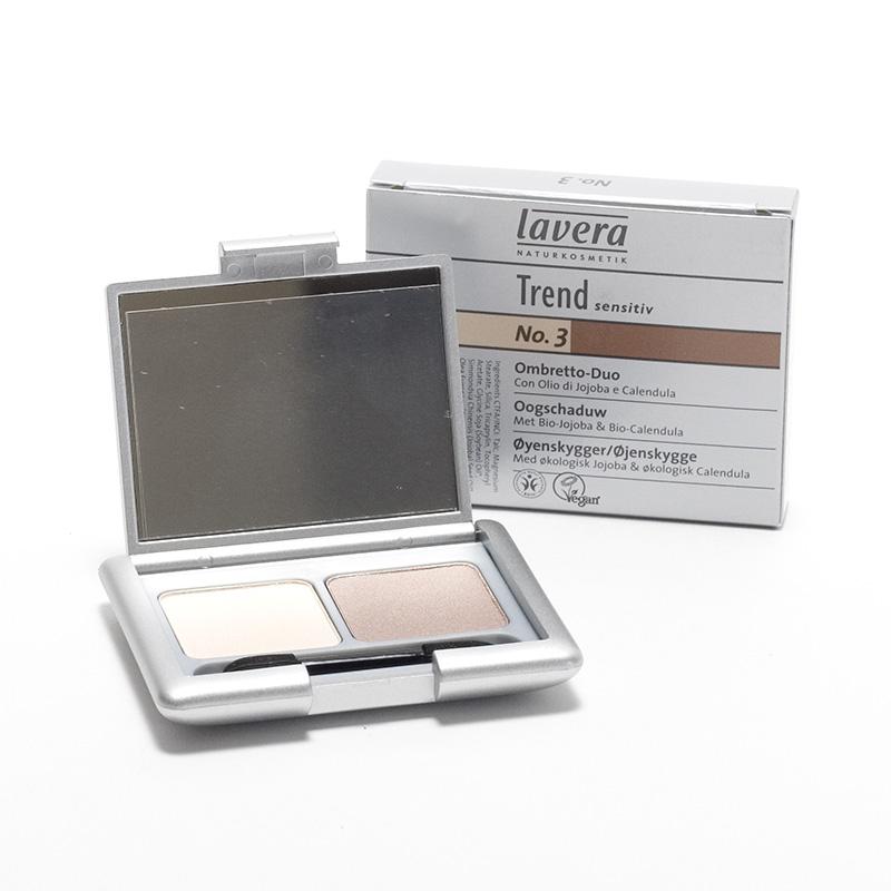 Lavera x Oční stíny 3, Trend Sensitiv 3,6 g