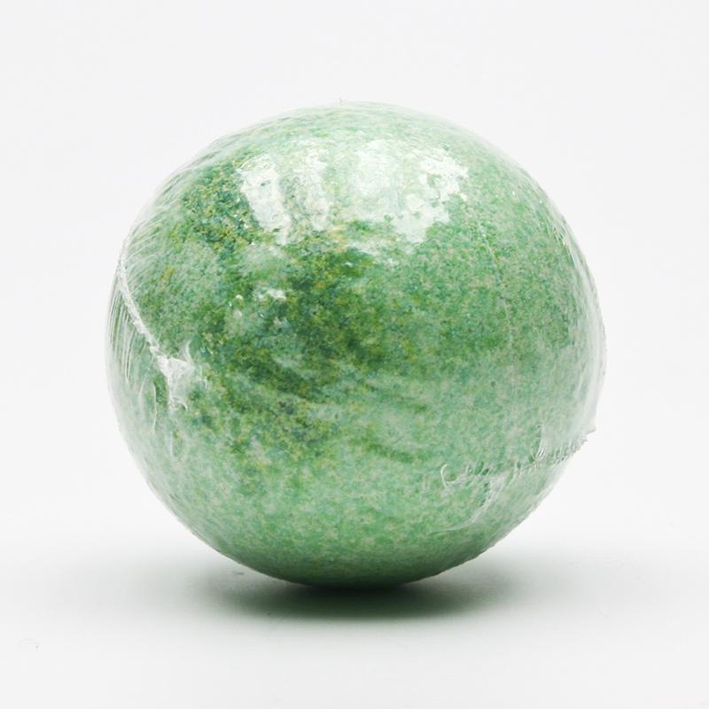 Ceano Cosmetics Šumivá koule do koupele borovice 1 ks, 125 g