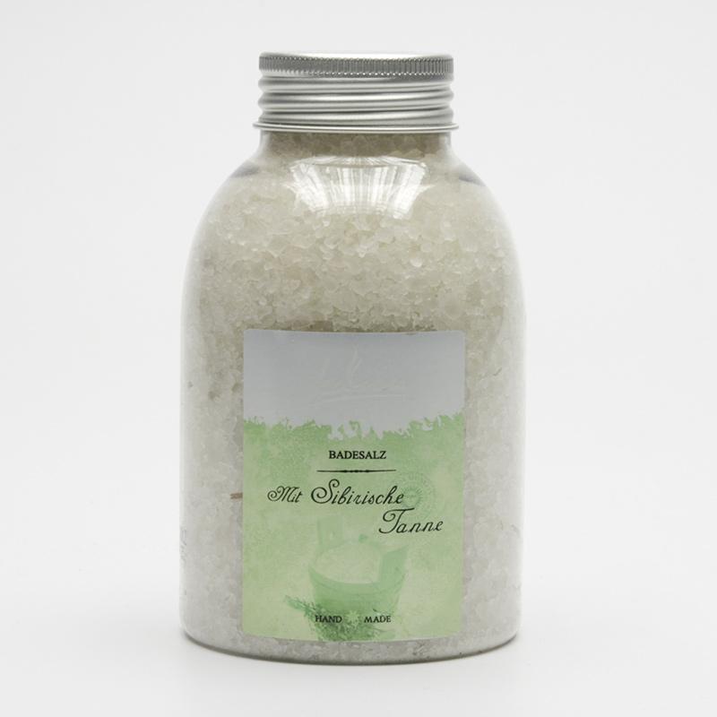Kanu  ZRUŠENO Koupelová minerální sůl sibiřská jedle 550 g