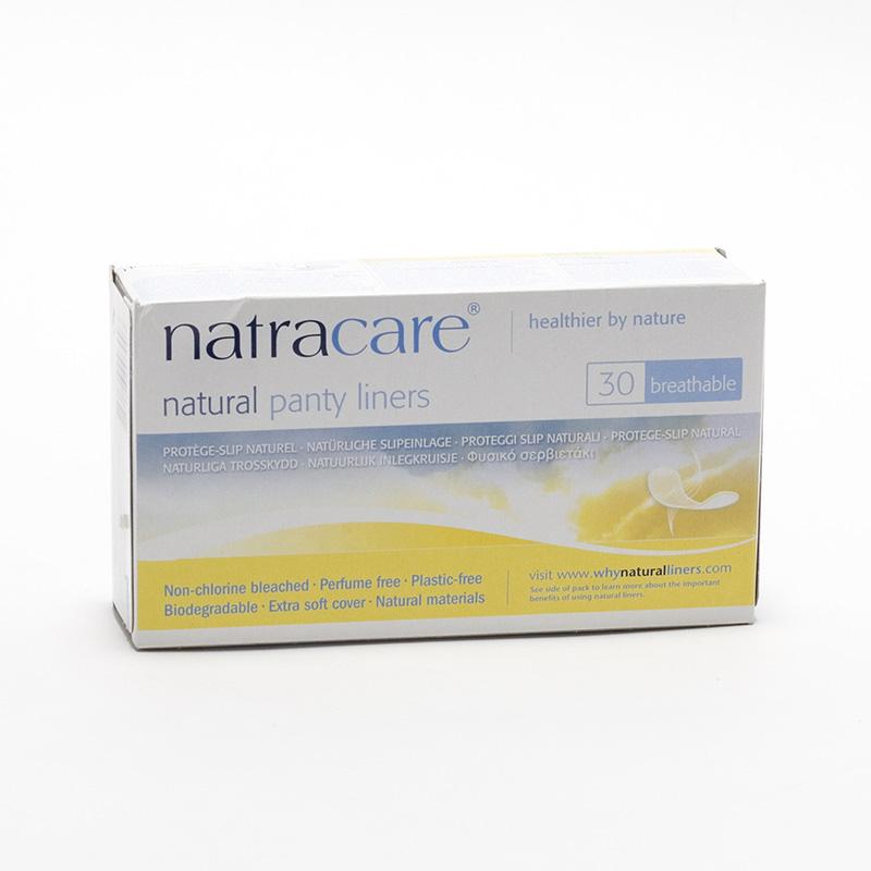 Natracare xxxVýprodej Vložky slipové, prodyšné 30 ks
