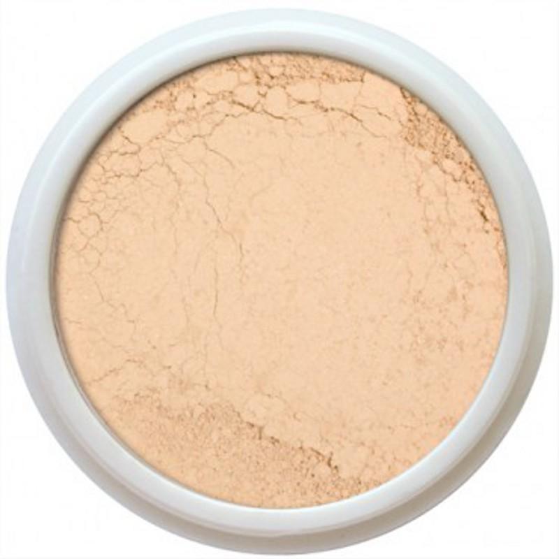 Everyday Minerals Minerální make-up Fairly Light, Semi-matte 4,8 g