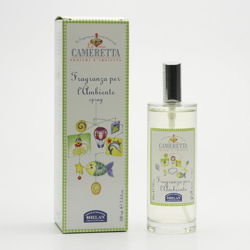 Hanna Maria x Dětská pokojová přírodní vůně v rozprašovači, La mia Cameretta 100 ml