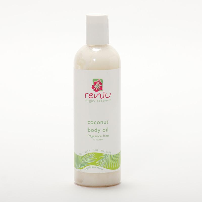 Reniu Fiji Kokosový olej extra panenský, bez aroma 354 ml