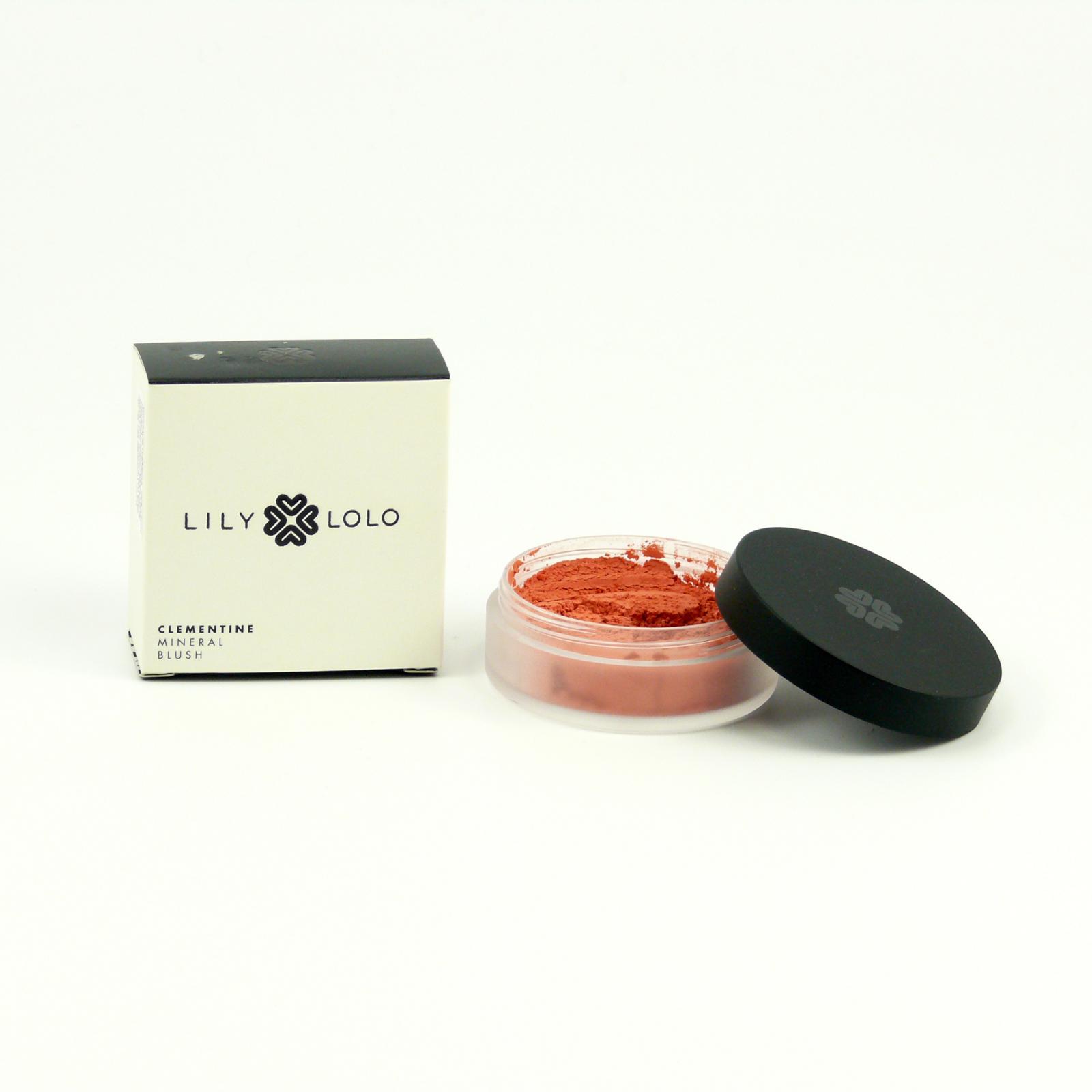 Lily Lolo Mineral Cosmetics Minerální tvářenka Clementine 3 g