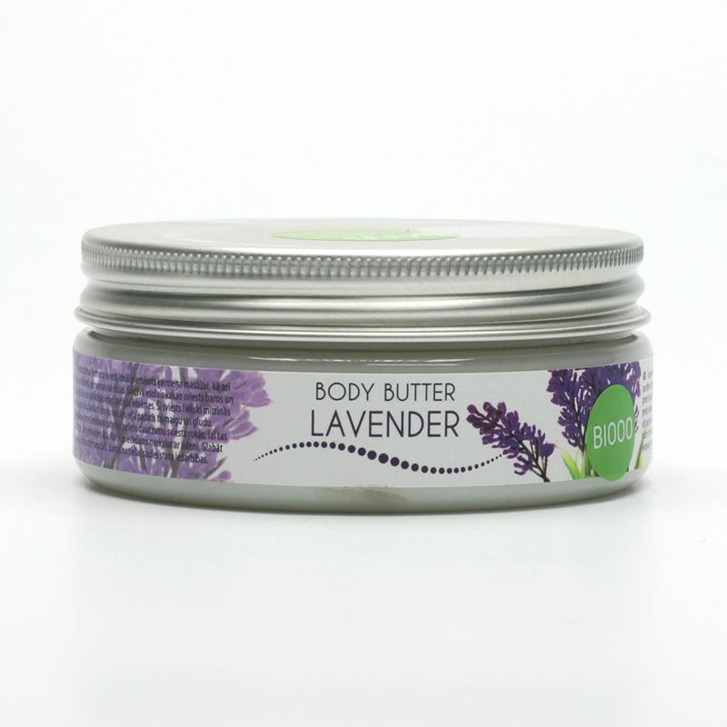 Ceano Cosmetics Tělové máslo levandule 125 g