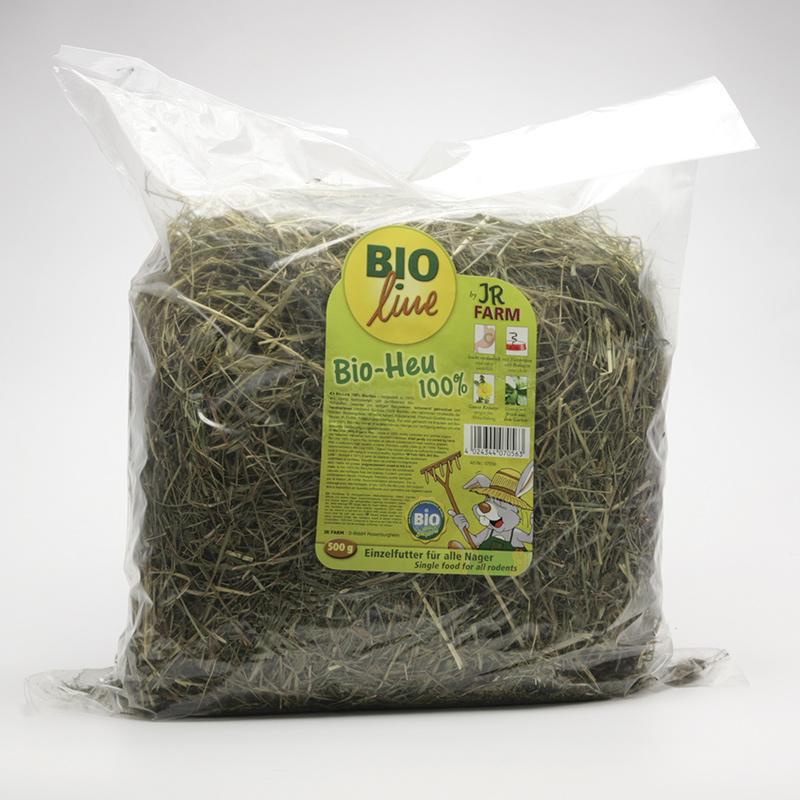 JR Farm Bioseno Organic Hay 500 g