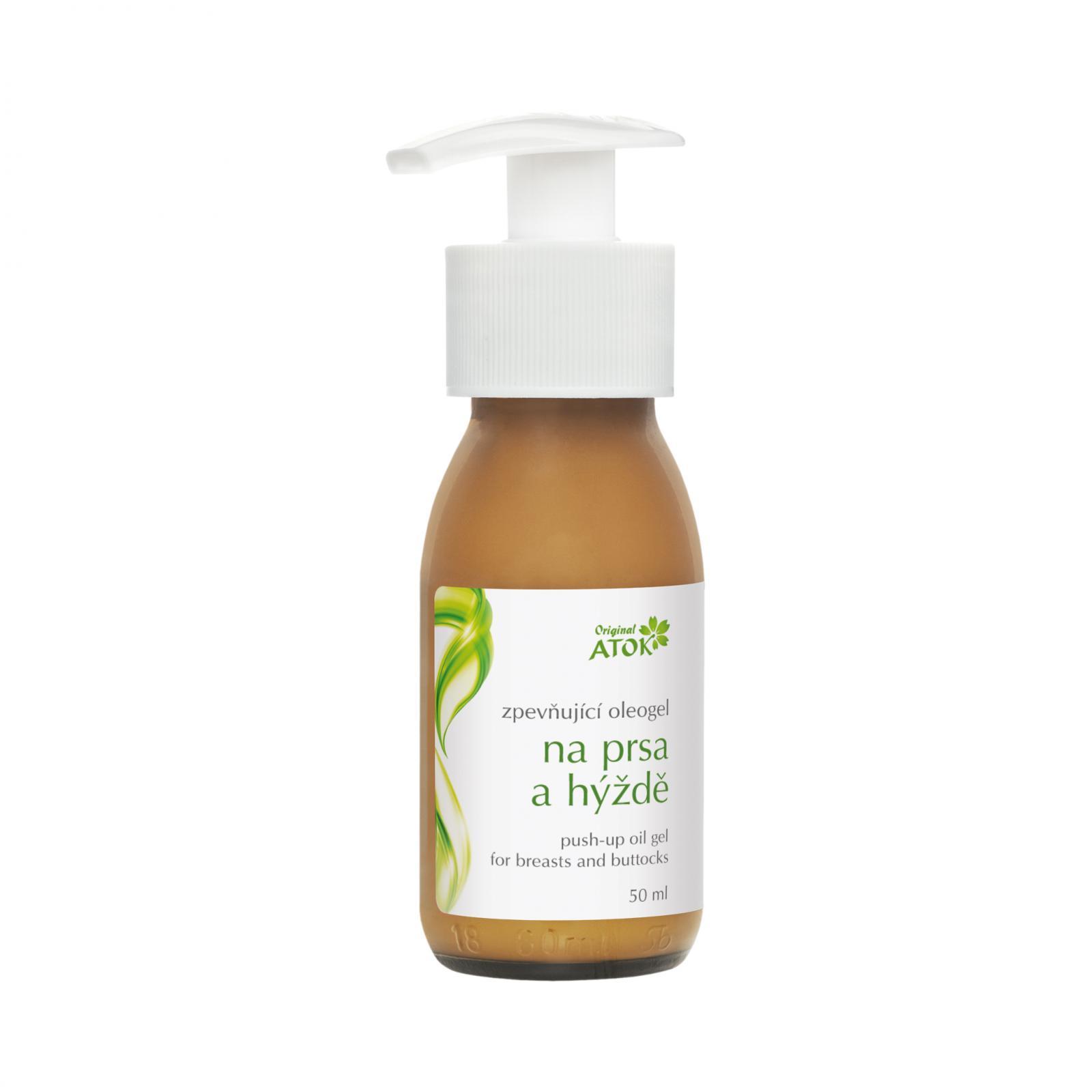 Original ATOK Zpevňující oleogel na prsa a hýždě 50 ml