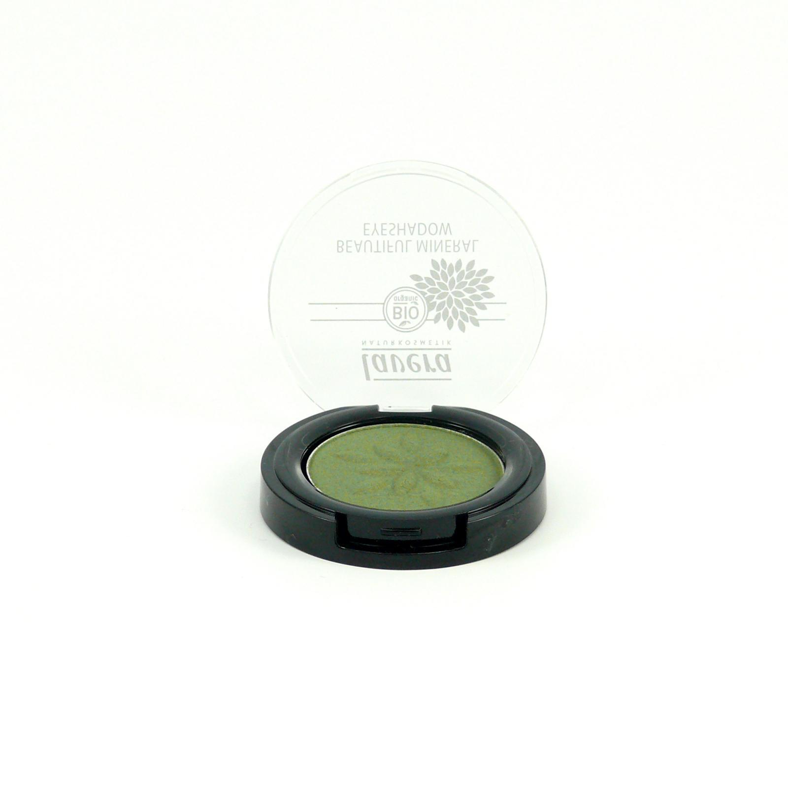 Lavera Oční stíny MONO 12 mystická zelená, Trend Sensitive 2014 2 g