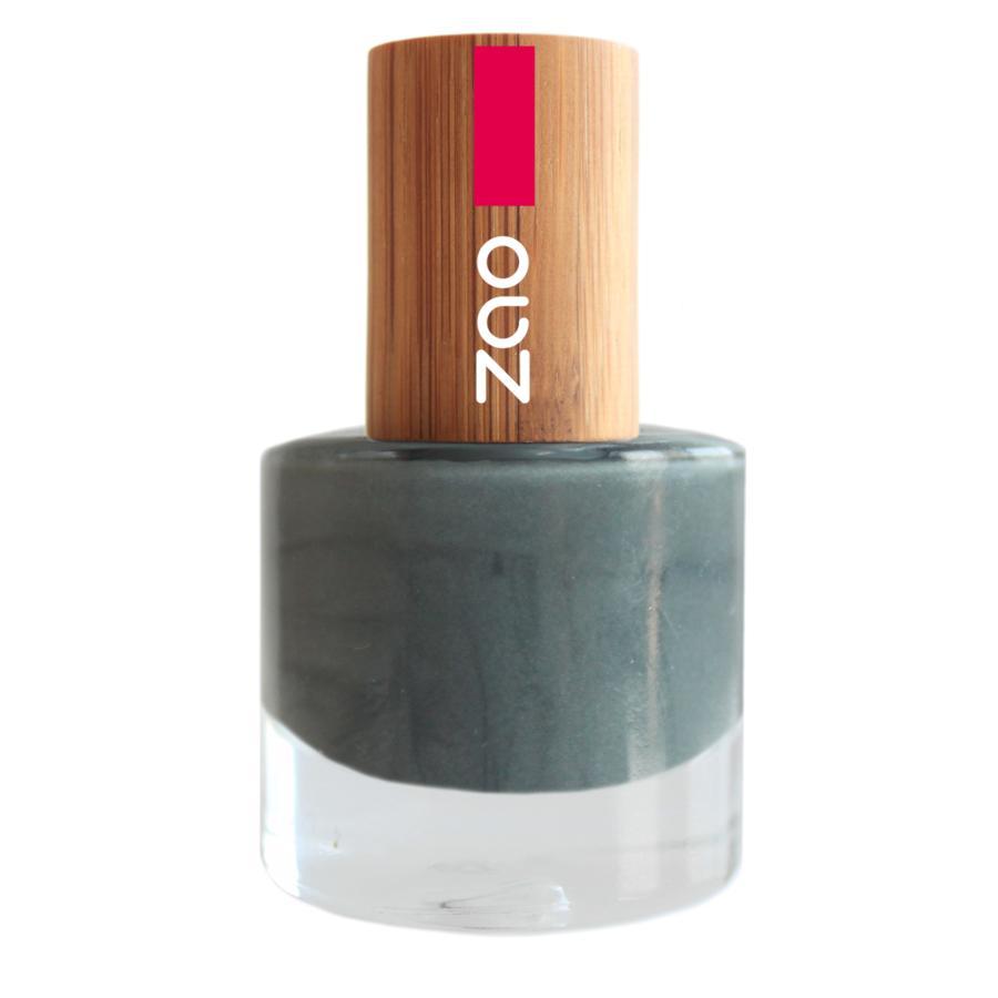 ZAO Lak na nehty 649 Grey 8 ml