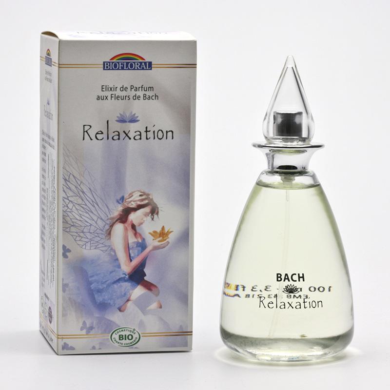 Biofloral Parfémová voda s květy Dr. Bacha relaxace 100 ml