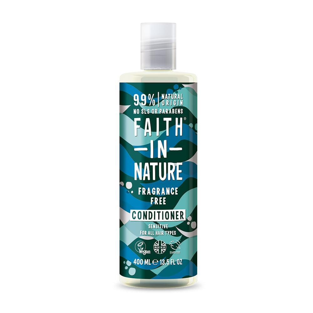 Faith in Nature Kondicionér bez parfemace 400 ml