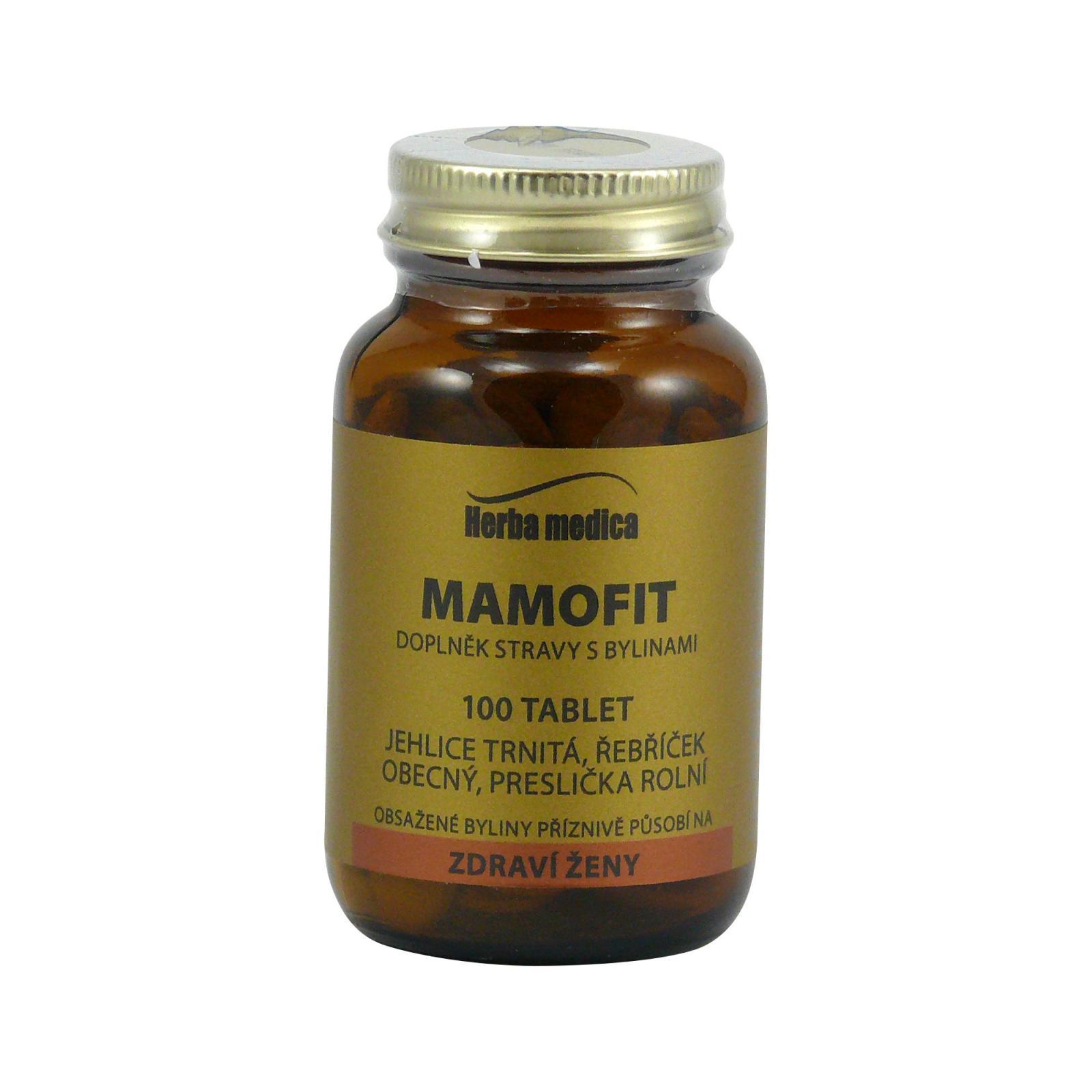 Herba Medica Mamofit 50 g,100 ks (tablet)