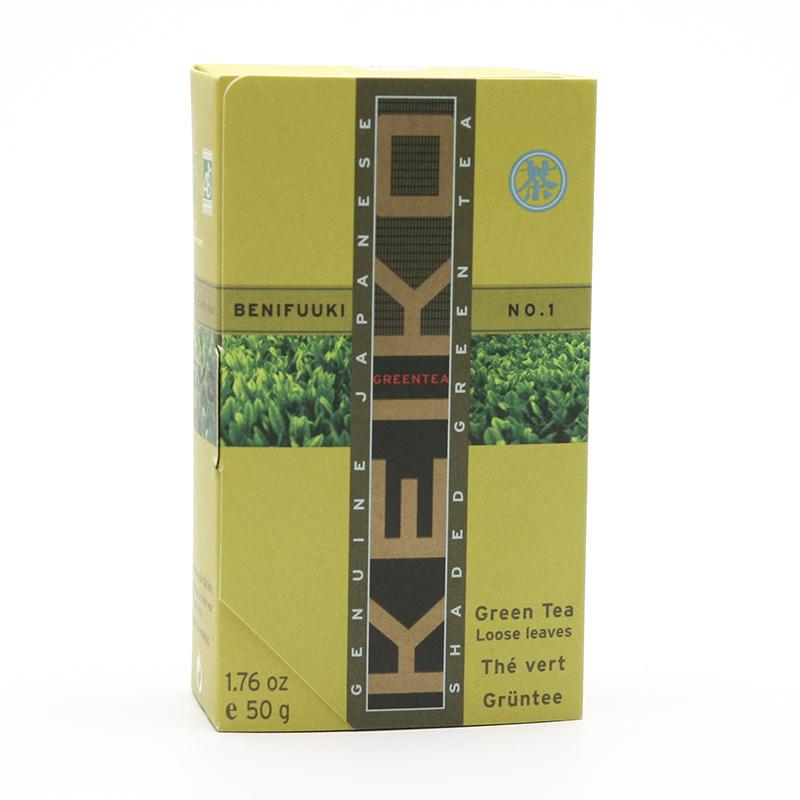 Keiko Zelený čaj Kabusé Benifuuki No 1 bio 50 g