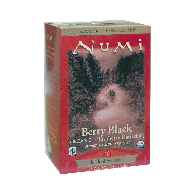 Numi Černý čaj Berry Black 16 ks