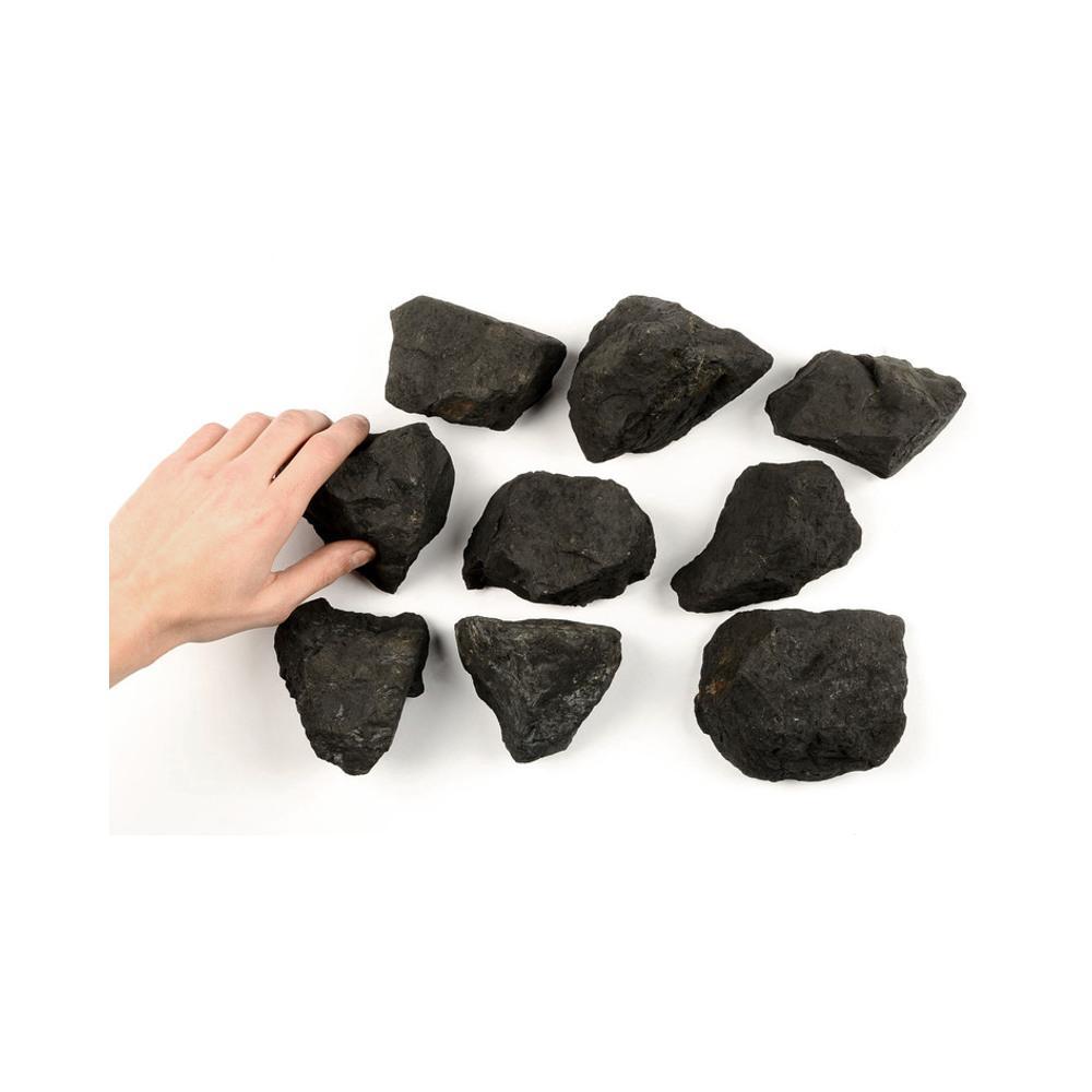 ostatní Filtrační médium šungit, kameny 1 kg ± 5 %