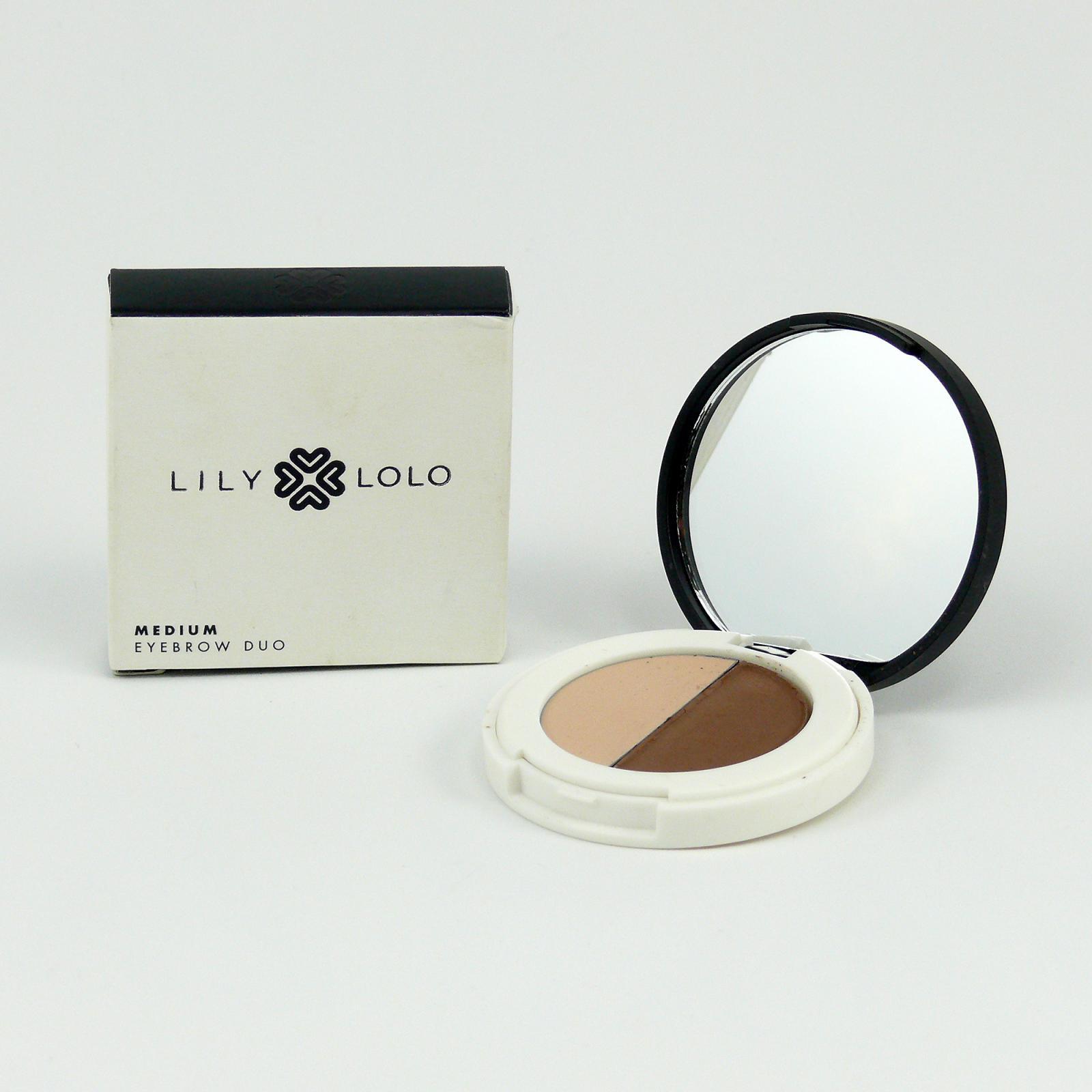 Lily Lolo Mineral Cosmetics Duo na obočí Medium 2 g