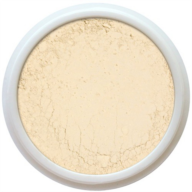 Everyday Minerals Minerální make-up Linen, Semi-matte 4,8 g