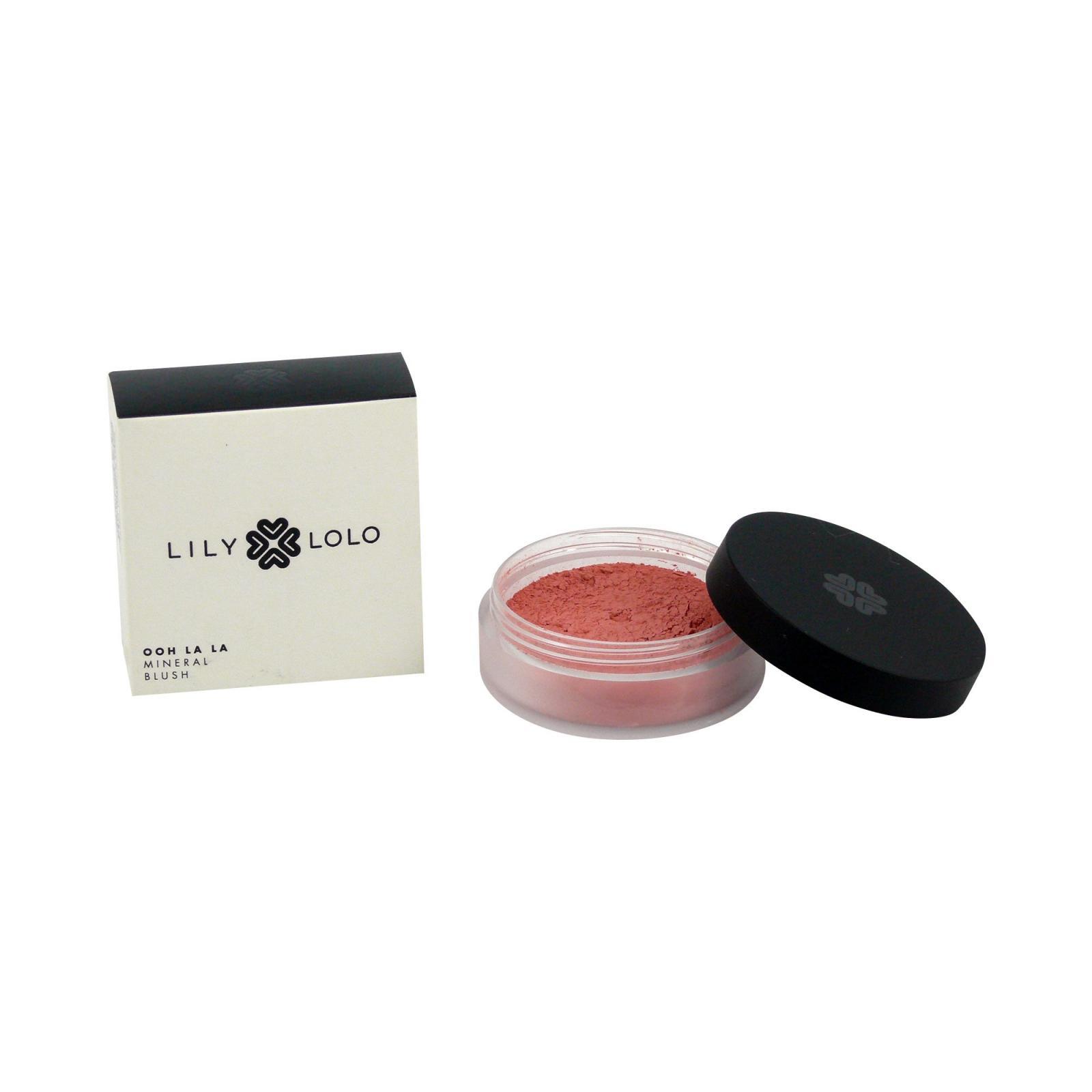 Lily Lolo Mineral Cosmetics Minerální tvářenka Ooh La La 3 g
