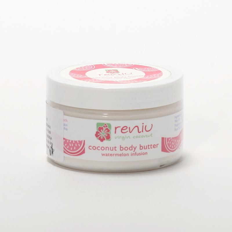 Reniu Fiji Tělové máslo, vodni meloun 120 ml