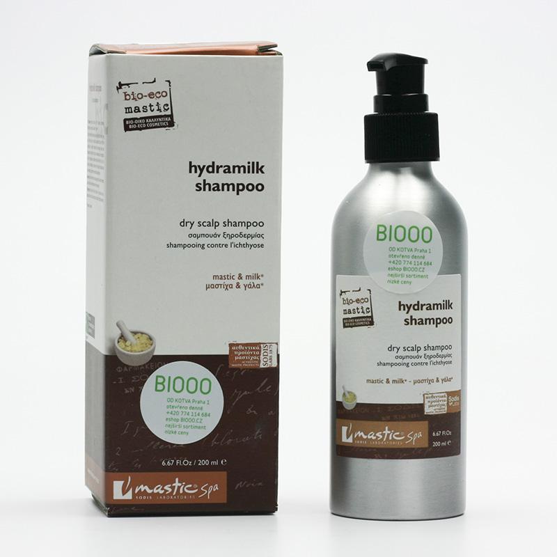 Mastic spa Šampon pro léčbu suché pokožky vlasů 200 ml