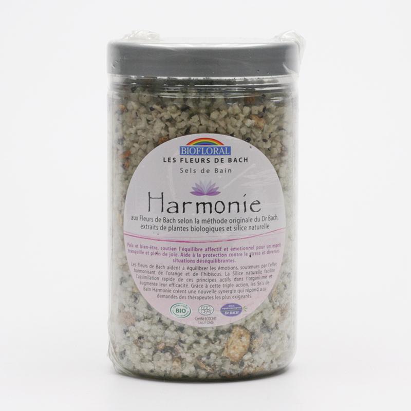 Biofloral Sůl do koupele s květy Dr. Bacha harmonie 320 g