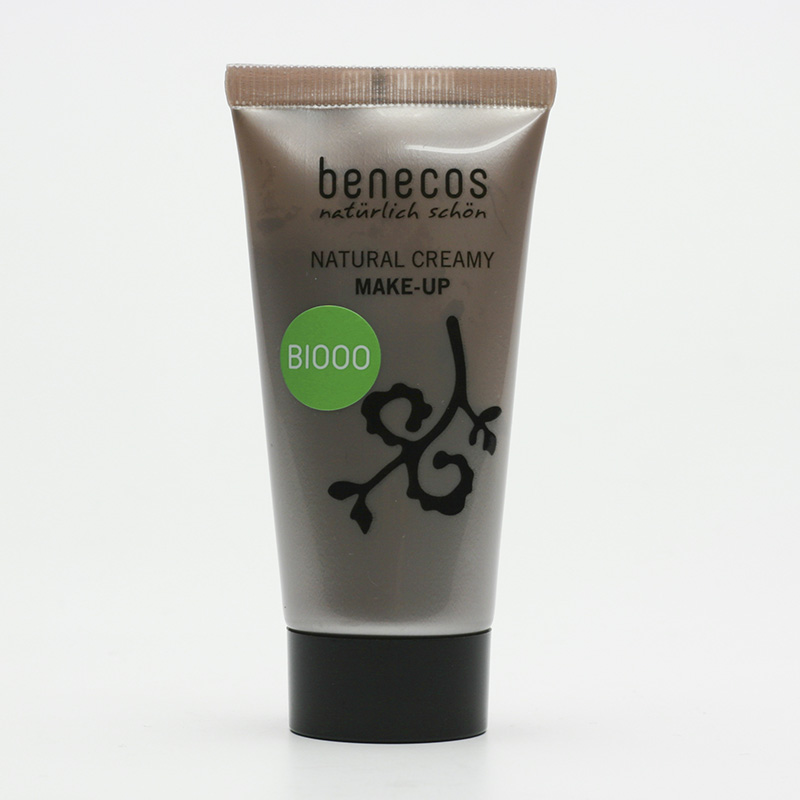 Benecos Krémový make-up caramel 30 ml