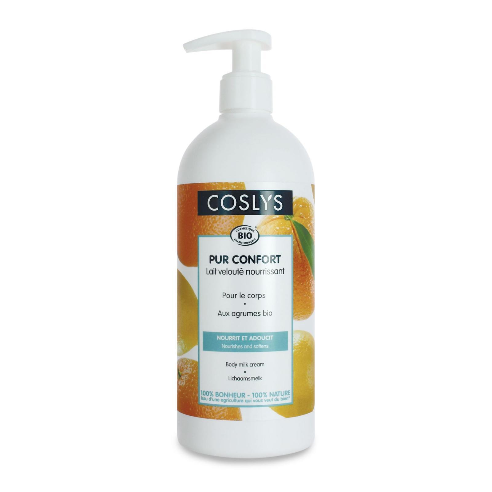 Coslys Tělový krém citrusy 500 ml