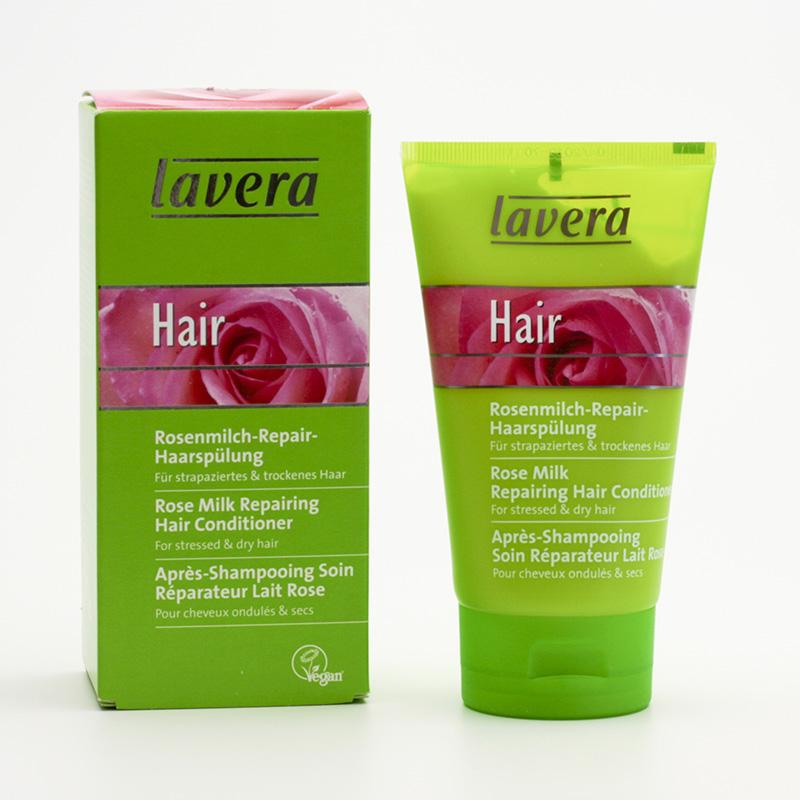 Lavera Kondicionér regenerační růžový, Hair 150 ml