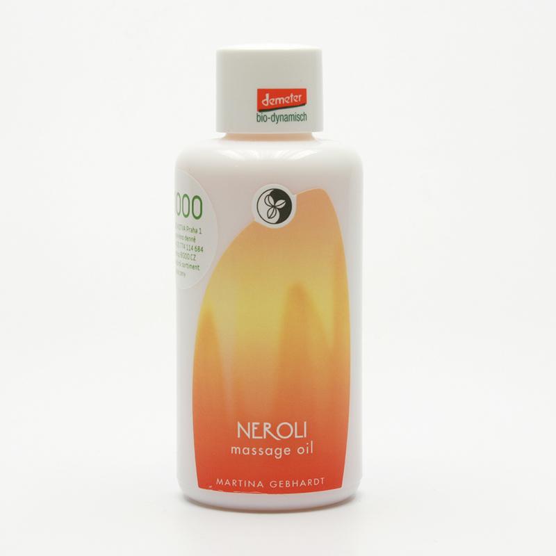 Martina Gebhardt vzor Masážní olej, Neroli Massage Oil 100 ml