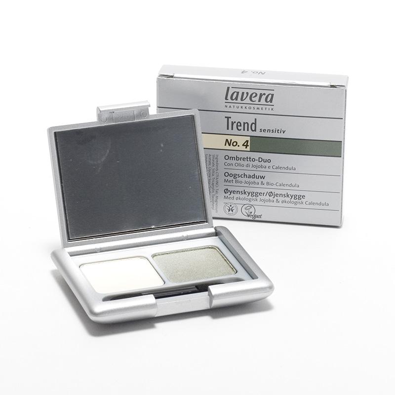 Lavera x Oční stíny 4, Trend Sensitiv 3,6 g