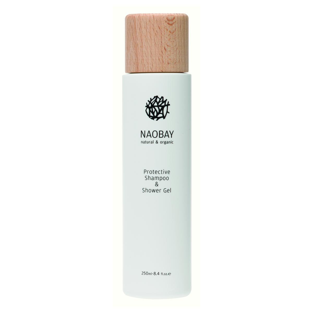 Naobay Ochranný sprchový šampon 250 ml