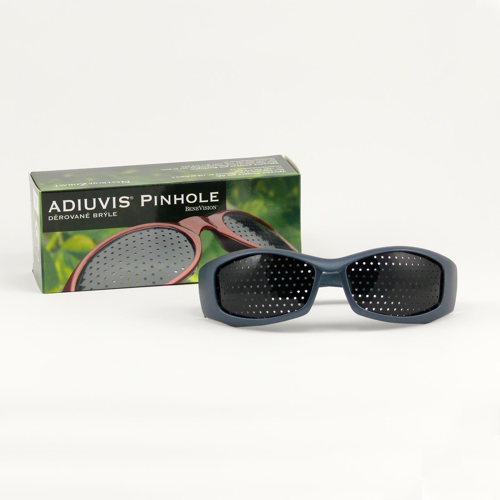 Bene Vision Děrované brýle ADIUVIS Pinhole CVH MB 1 ks