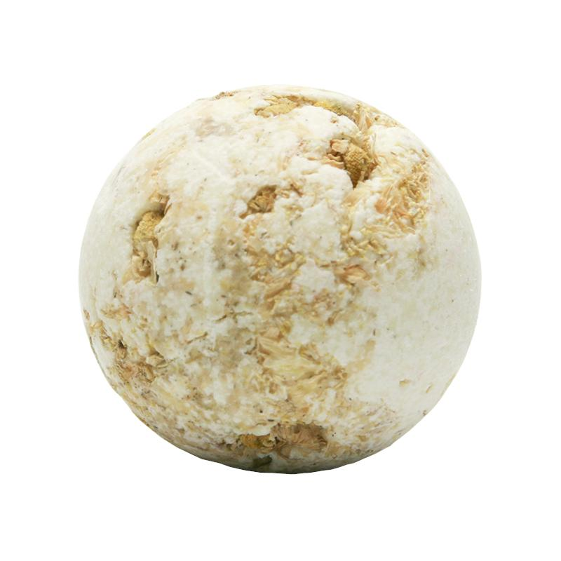 Ceano Cosmetics Krémová kulička do koupele heřmánek 50 g, 1 ks