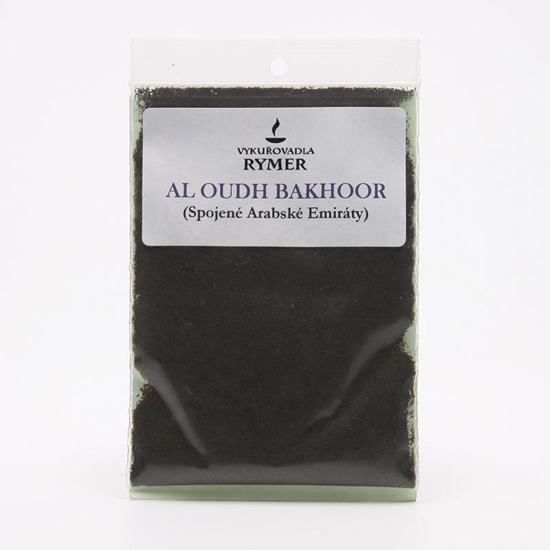 ostatní Vykuřovací směs bakhoor, Al Oudh 15 g