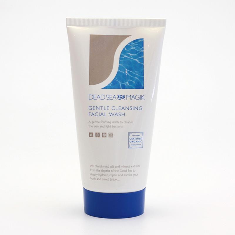 Spa Magik Pleťový gel čistící s minerály z Mrtvého moře 150 ml