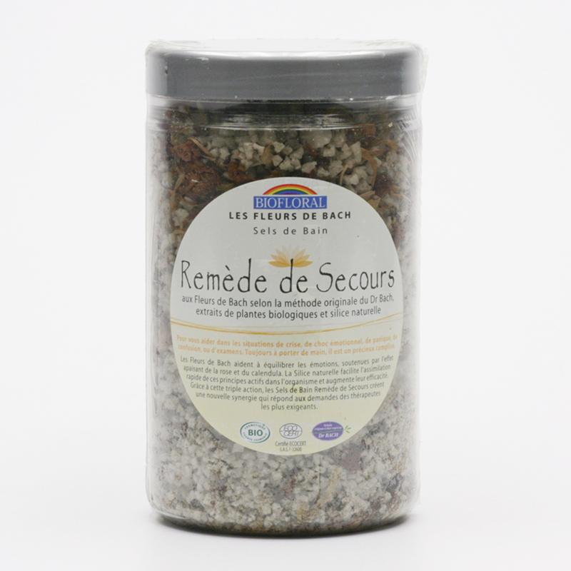 Biofloral Sůl do koupele s květy Dr. Bacha krizová 320 g