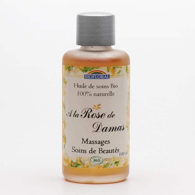 Biofloral Výprodej Olej z damascénské růže 100 ml