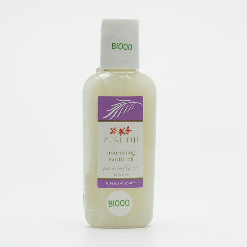 Pure Fiji Exotický masážní a koupelový olej, mučenka 59 ml
