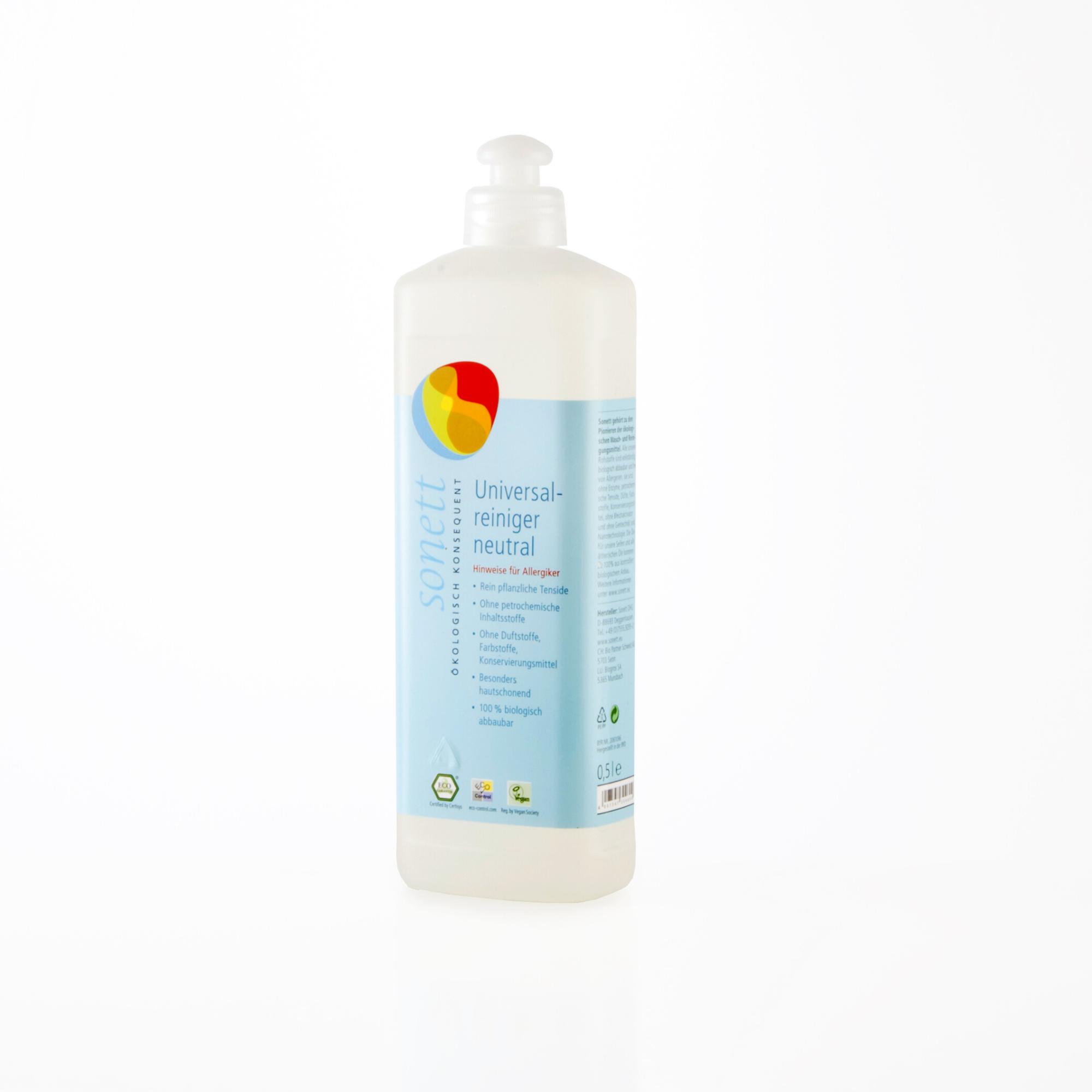 Sonett Univerzální čistič Neutral 500 ml