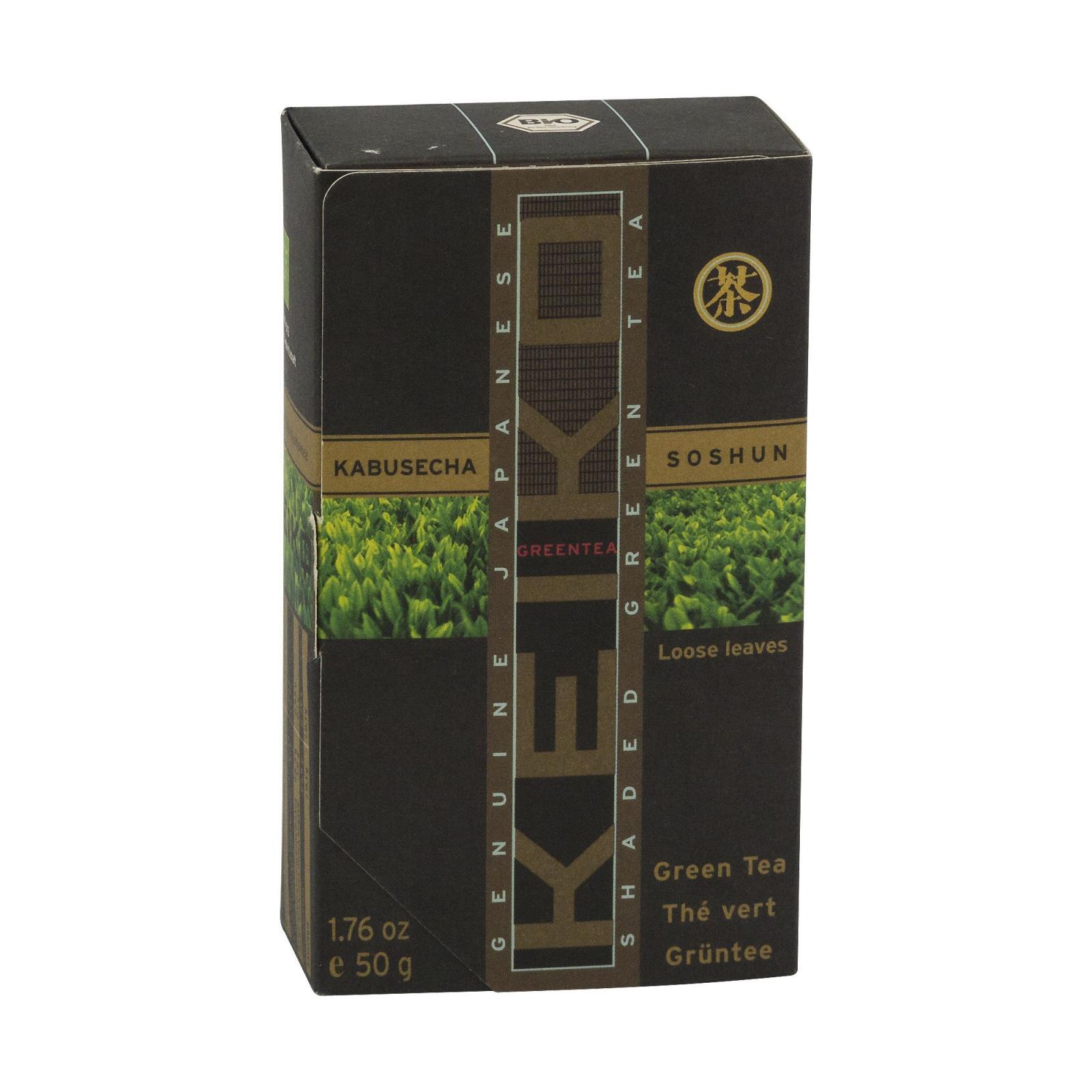 Keiko Zelený čaj Kabusecha Soshun bio 50 g